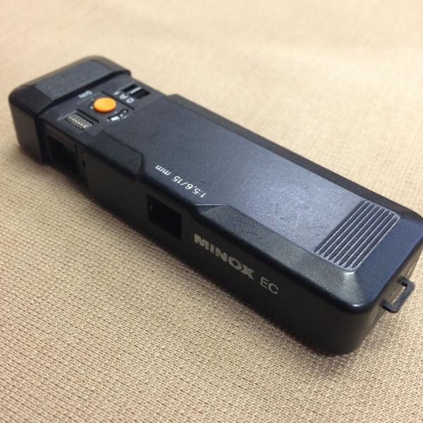 【ジャンク品】ミノックスEC超小型カメラ