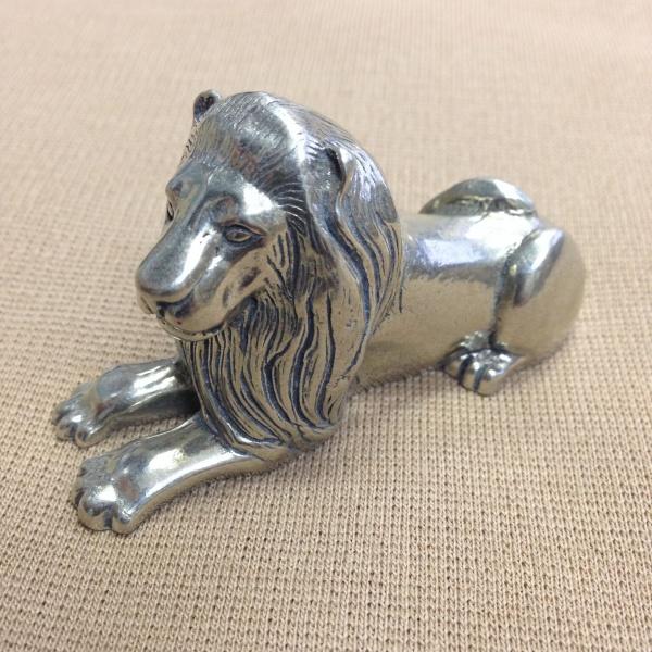 KIRK PEWTER ライオン「LION」