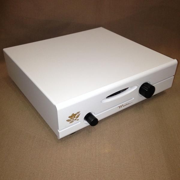 ムジカ pho62esフォノアンプ 欧州向けモデル